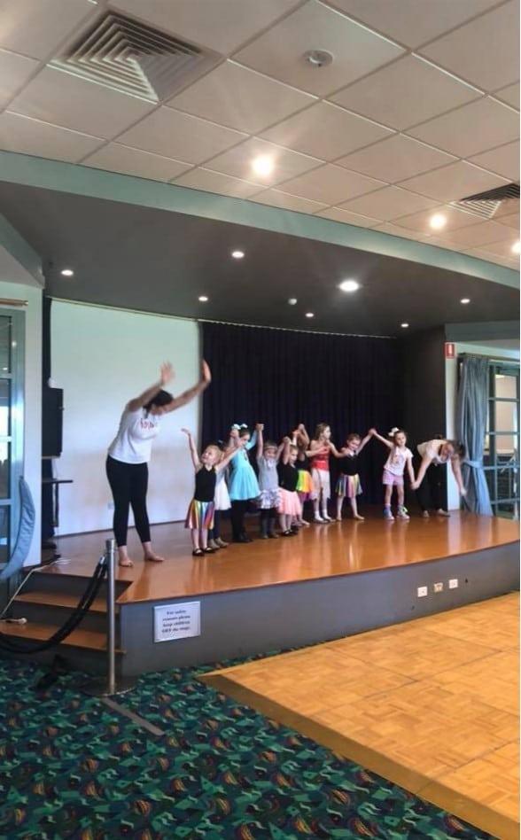 Kids Classes Demo -