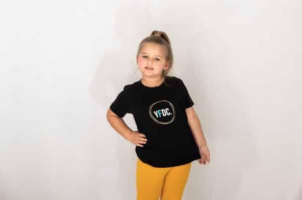 Children's T-shirts size 2-12 -