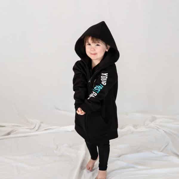 Zip Up Hoodies Kids sizes 4-12 -